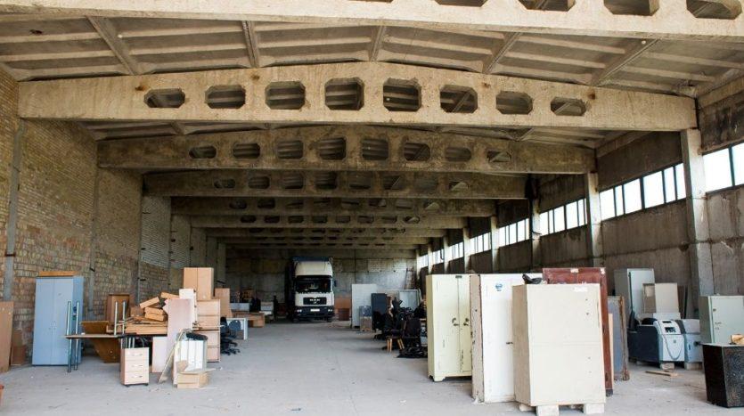 Оренда - Сухий склад, 614 кв.м., м Проліски - 3