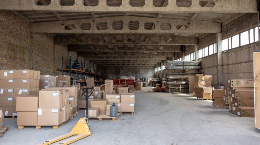 Аренда - Сухой склад, 614 кв.м., г. Пролиски - 5