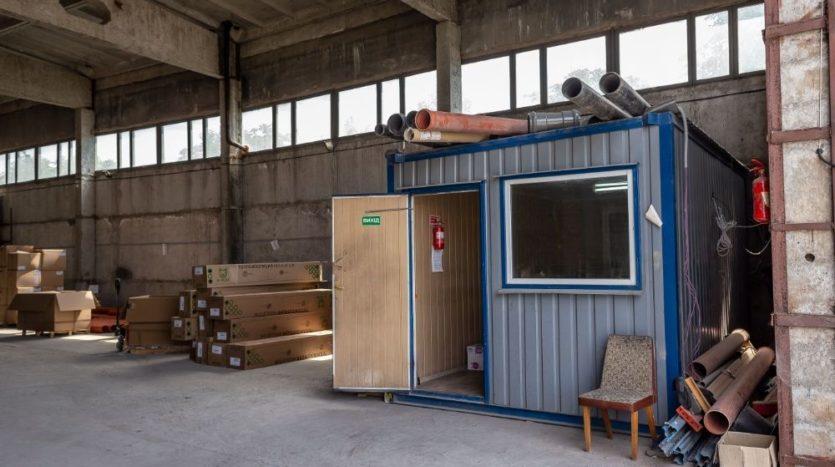 Оренда - Сухий склад, 614 кв.м., м Проліски - 7