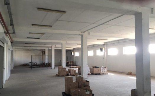 Rent – Warm warehouse, 2000 sq.m., Chornomorsk