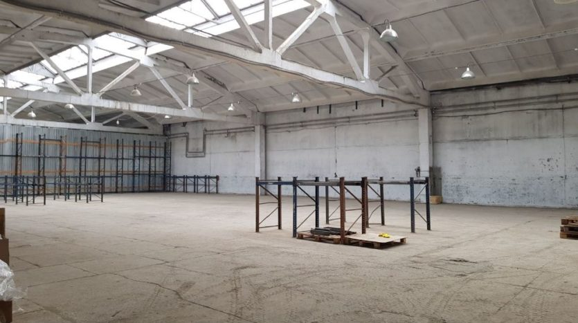 Rent - Dry warehouse, 900 sq.m., Mykolaiv city - 2
