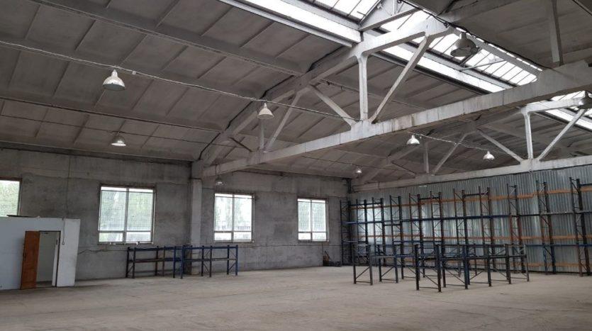 Rent - Dry warehouse, 900 sq.m., Mykolaiv city - 3