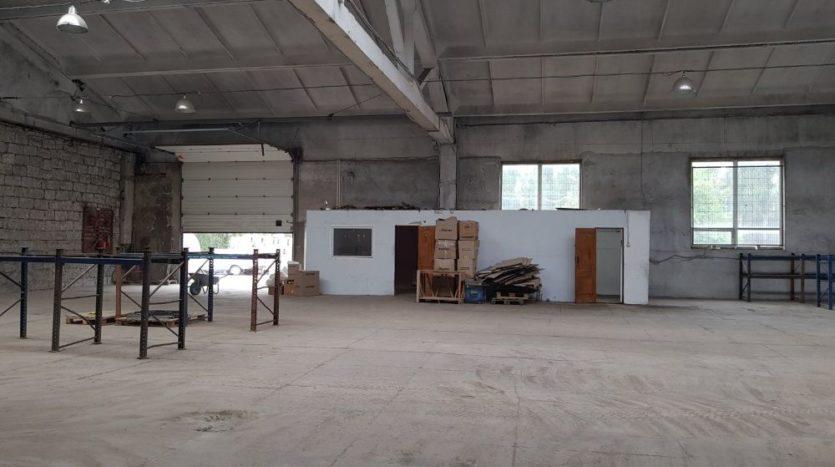Rent - Dry warehouse, 900 sq.m., Mykolaiv city - 5