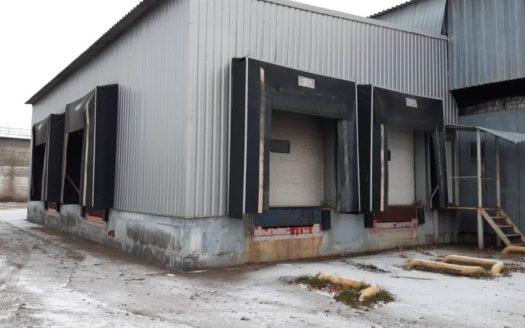 Kiralık – Kuru depo, 4800 m2, Brovary