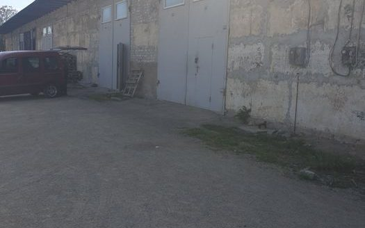 Rent – Dry warehouse, 200 sq.m., Melitopol