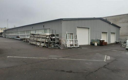 Аренда — Теплый склад, 700 кв.м., г. Северодонецк