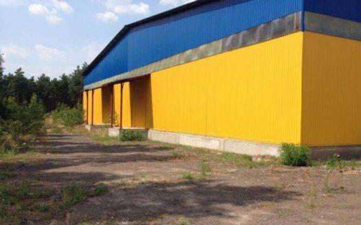 Оренда – Сухий склад, 2000 кв.м., м Зазим'я