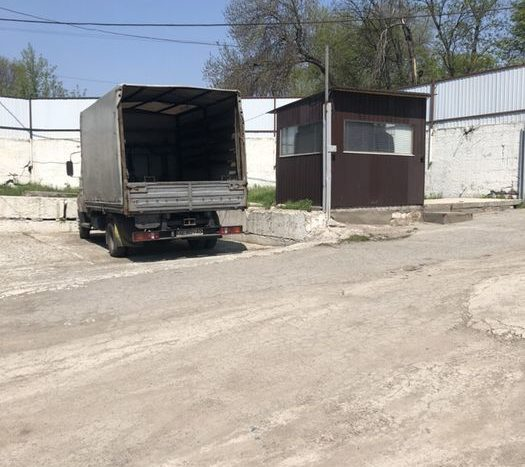 Rent - Dry warehouse, 325 sq.m., Dnipro