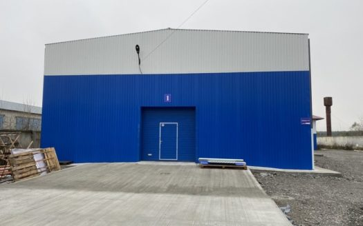 Rent – Warm warehouse, 520 sq.m., Starye Petrivtsi