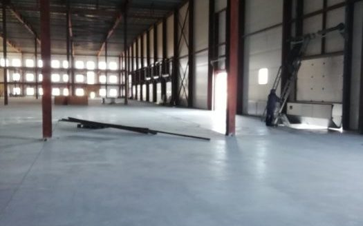 Rent – Dry warehouse, 5400 sq.m., Borispol