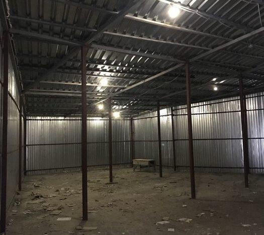 Аренда - Сухой склад, 380 кв.м., г. Возрождения - 4