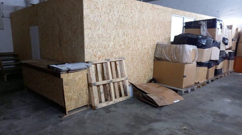 Rent - Dry warehouse, 200 sq.m., Kryukovshchina - 3