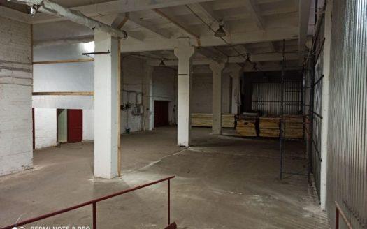 Аренда — Сухой склад, 380 кв.м., г. Полтава
