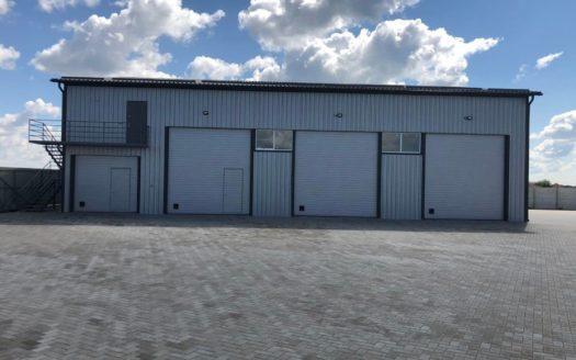 Rent – Warm warehouse, 560 sq.m., Khmelnytskyi city