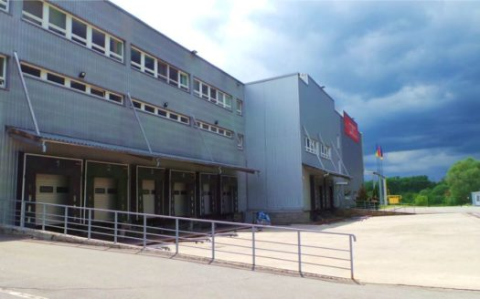 Rent – Dry warehouse, 2780 sq.m., Solonitsevka