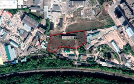 Аренда/Продажа — Земельный участок, 11698 кв.м., г. Полтава