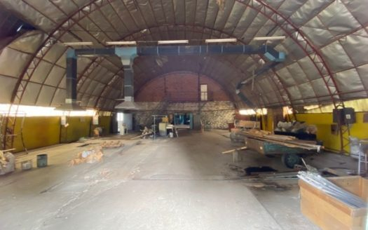 Rent – Dry warehouse, 541 sq.m., Bobritsa
