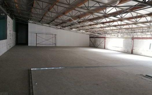 Аренда — Сухой склад, 800 кв.м., г. Вишневое