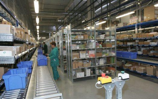 Аренда — Теплый склад, 10500 кв.м., г. Гатное