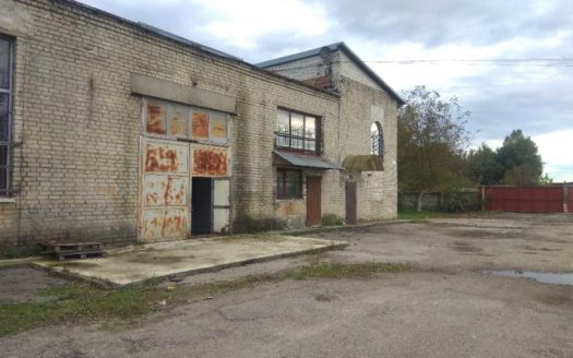 Rent – Dry warehouse, 417 sq.m., Malekhov