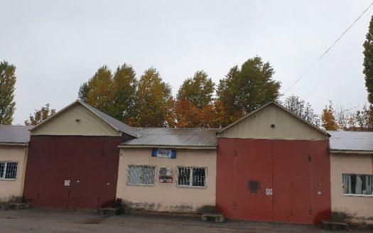Аренда — Сухой склад, 378 кв.м., г. Полтава