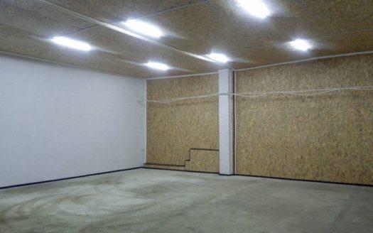Rent – Dry warehouse, 3700 sq.m., Engineering