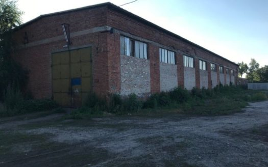 Sale – Dry warehouse, 2460 sq.m., Kirikovka