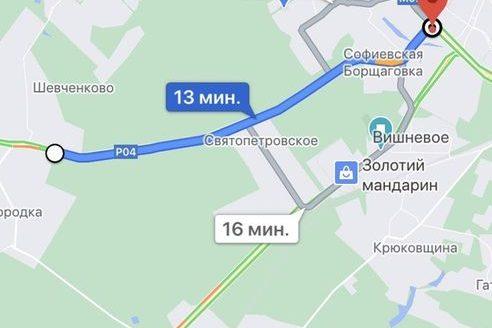 Продажа — Сухой склад, 1008 кв.м., г. Белогородка