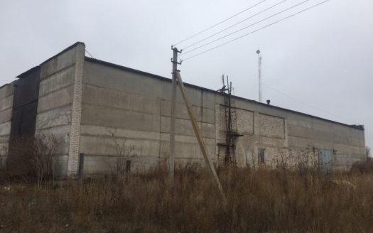 Аренда — Теплый склад, 1300 кв.м., г. Артемовск