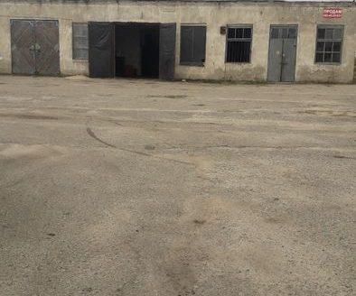 Sale – Dry warehouse, 260 sq.m., Golaya Pristan