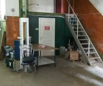 Sale – Dry warehouse, 150 sq.m., Lugansk