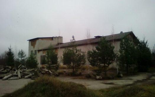 Satılık – Sıcak depo, 750 m2, Peremyshlyany