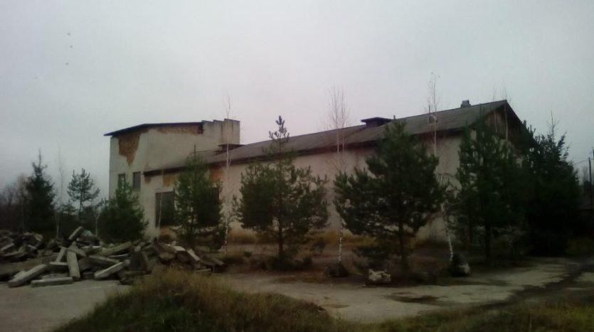 Satılık - Sıcak depo, 750 m2, Peremyshlyany