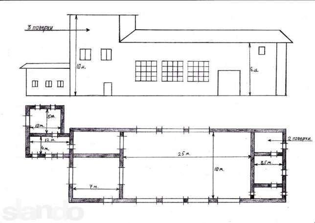 Satılık - Sıcak depo, 750 m2, Peremyshlyany - 8