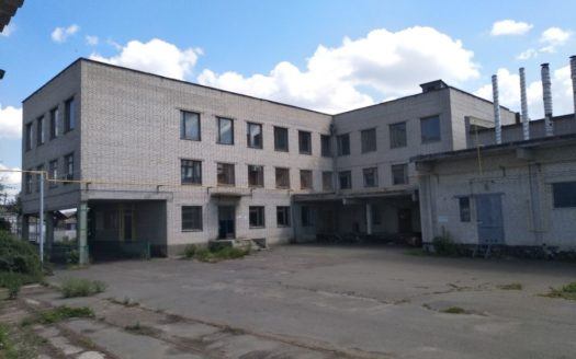 Sale – Dry warehouse, 16465 sq.m., Korsun-Shevchenkovsky