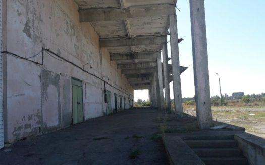 Sale – Dry warehouse, 5715 sq.m., Sergeevka
