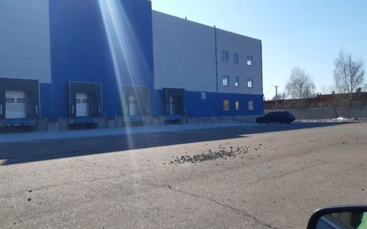 Rent – Dry warehouse, 2400 sq.m., Borispol