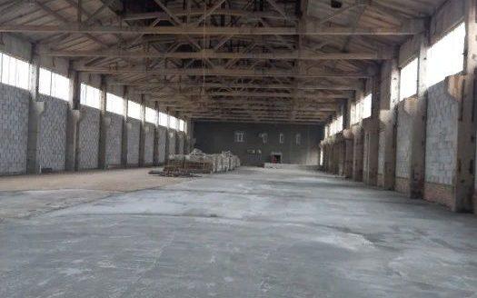 Rent – Dry warehouse, 2300 sq.m., Sinelnikovo