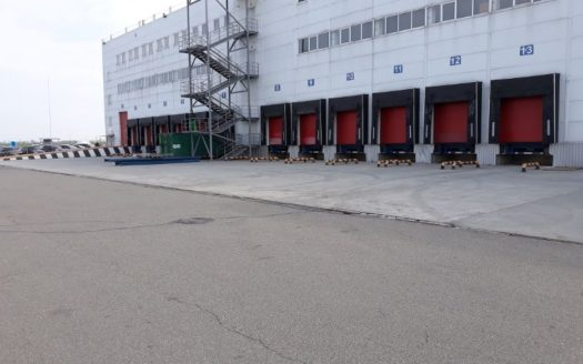 Rent – Warm warehouse, 16000 sq.m., Borispol