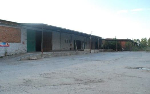 Оренда – Сухий склад, 2000 кв.м., м Калуш