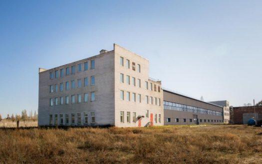 Rent – Warm warehouse, 2500 sq.m., Makarov