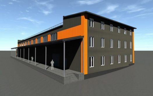 Rent – Dry warehouse, 1100 sq.m., Borispol