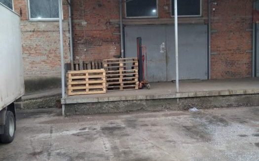 Rent – Warm warehouse, 400 sq.m., Nizhyn