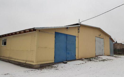 Оренда – Теплий склад, 900 кв.м., м.Обухів