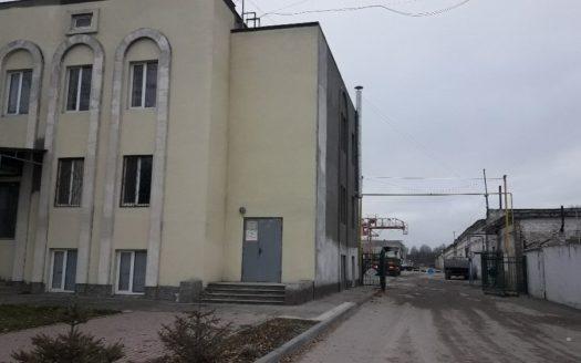 Rent – Dry warehouse, 12000 sq.m., Cherkasy