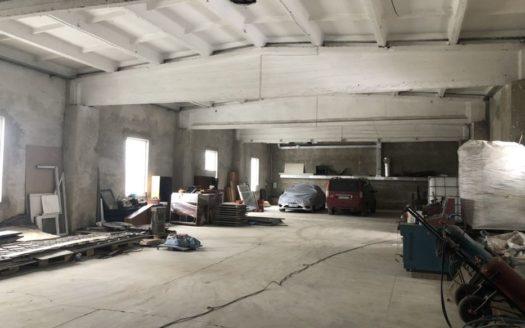Аренда — Сухой склад, 360 кв.м., г. Калуш