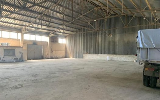 Rent – Dry warehouse, 1000 sq.m., Dymer
