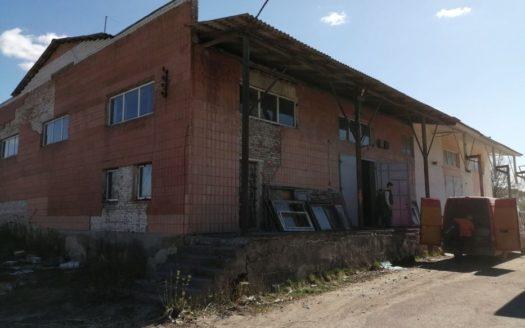 Аренда — Сухой склад, 300 кв.м., г. Костополь
