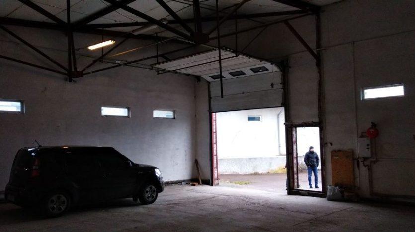 Rent - Dry warehouse, 144 sq.m., Lviv - 2