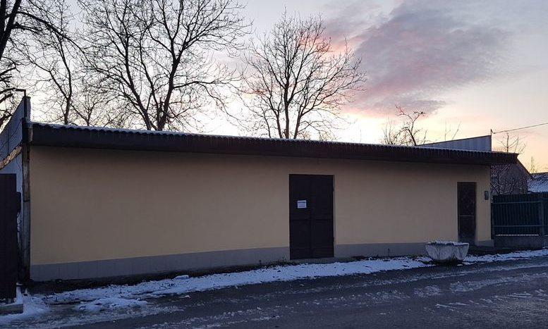 Оренда - Сухий склад, 114 кв.м., м Стрий